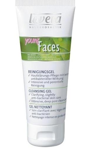 Lavera Cleansing Gel Mint Cosmetic 75ml Paveikslėlis 1 iš 1 250840700398