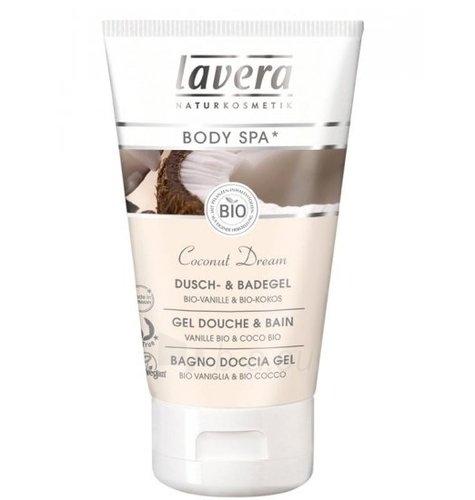Lavera Shower Gel Vanilla and Coconut Cosmetic 150ml Paveikslėlis 1 iš 1 2508950000007
