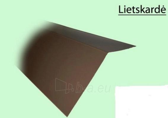 Lietskardė 65x50 mm (SP-PA) spalvotas Paveikslėlis 1 iš 2 237112600030