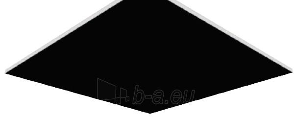 Lubos Gyprex SATINSPAR 600x600x8, juoda Paveikslėlis 1 iš 3 237741000168