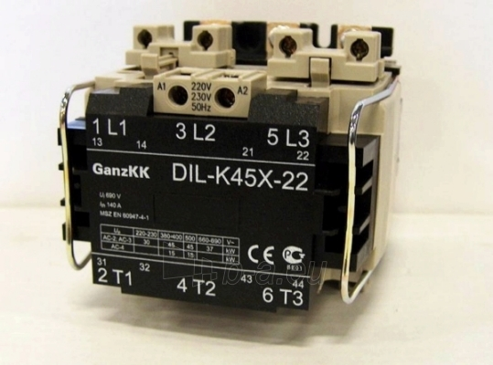 Magnet.paleid.DIL-K 90X-22 230V Paveikslėlis 1 iš 1 222911000172