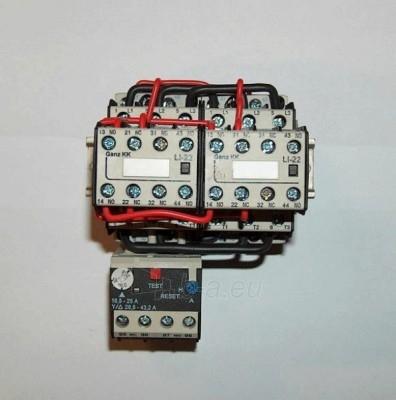 Magnet.paleid.DTI-K15 16,5-25A 230V Paveikslėlis 1 iš 1 222911000098