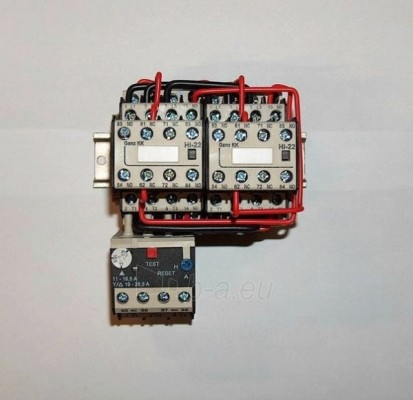 Magnet.paleid.DTI-K7 11-16,5A 230V Paveikslėlis 1 iš 1 222911000101
