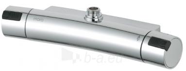 Maišytuvas dušo MORA MMIX T5 termostatinis (žarnos pajung. Iš viršaus) Paveikslėlis 1 iš 2 270721000044