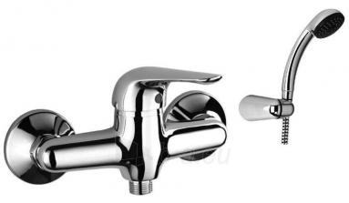 Maišytuvas dušo S-LINE + dušo komplektas. Paveikslėlis 3 iš 4 270721000048