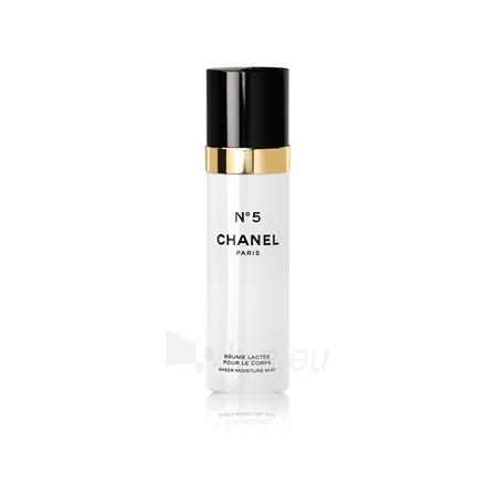 Maitinamasis kūno purškiklis Chanel No.5 Nourishing body spray 100ml Paveikslėlis 1 iš 1 250850200550
