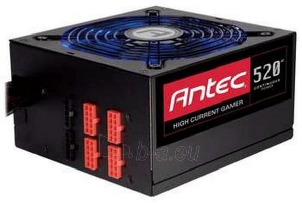 Maitinimo šaltiniai ANTEC HCG PSU 520W 13.5CM Paveikslėlis 1 iš 1 250255010072