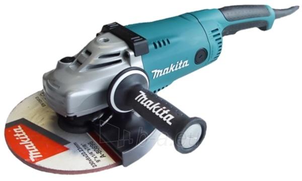 Makita GA9020SF01, Kampinis Šlifuoklis Paveikslėlis 1 iš 1 300434000090