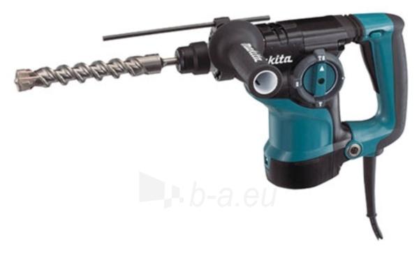 Makita HR2811F SDS-Plius, Elektrinis Perforatorius Paveikslėlis 1 iš 1 300423000014