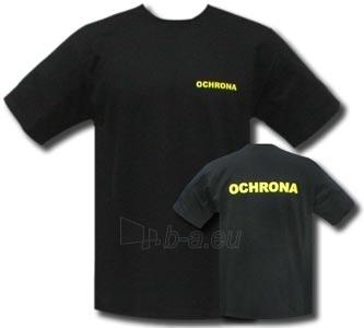Marškinėliai OCHRONA Paveikslėlis 1 iš 1 251510500015