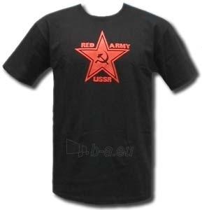Marškinėliai RED ARMY Paveikslėlis 1 iš 1 251510500019