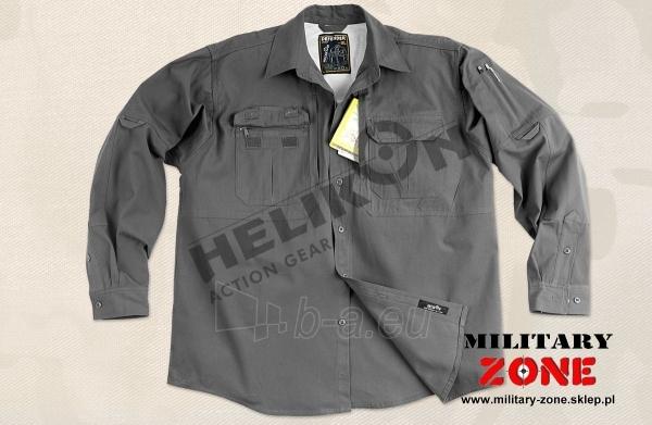 Marškiniai DEFENDER Helikon, juodi Paveikslėlis 1 iš 1 251510500038