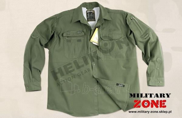 Marškiniai DEFENDER oliv Paveikslėlis 1 iš 1 251510500034