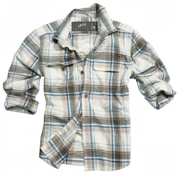 Marškiniai Surplus WOODCUTTER BRAUN Paveikslėlis 1 iš 1 251510500036