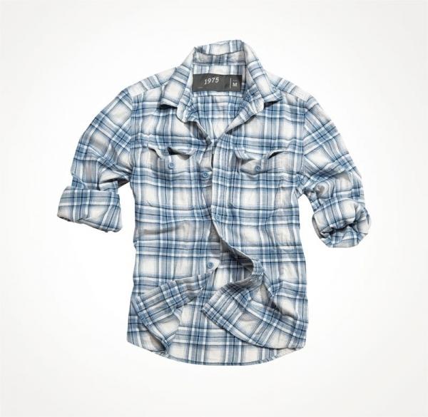 Marškiniai Surplus WOODCUTTER NAVY Paveikslėlis 1 iš 1 251510500037
