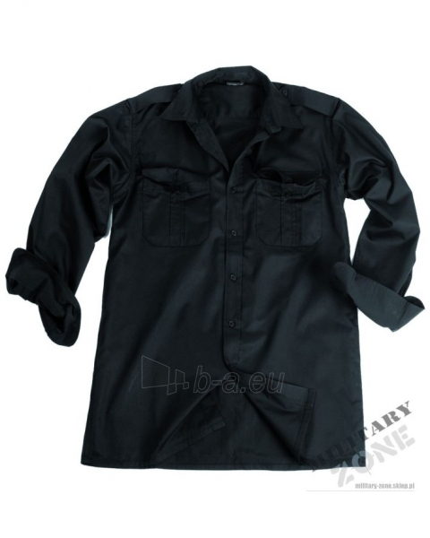 Marškiniai su antpečiais Mil-Tec Paveikslėlis 1 iš 1 251510500040