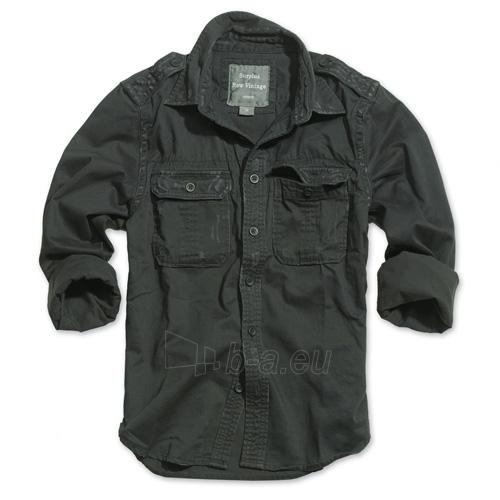 Marškiniai su antpečiais Surplus RAW Vintage Paveikslėlis 1 iš 1 251510500041