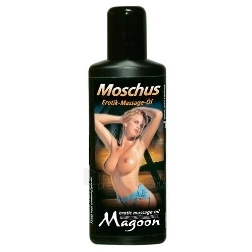 Masažo aliejus Muskusas Paveikslėlis 1 iš 1 2514124000026