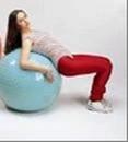 Masažo kamuolys 'Therasensory 65' Paveikslėlis 1 iš 1 250630300022
