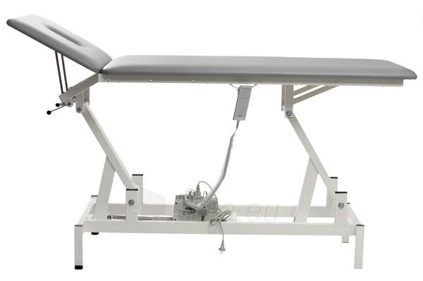 Masažo stalas 2-jų dalių, hidraulinis Paveikslėlis 1 iš 1 250653000008