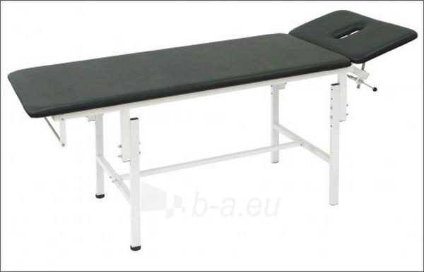 Masažo stalas 2-jų dalių Paveikslėlis 1 iš 1 250653000001
