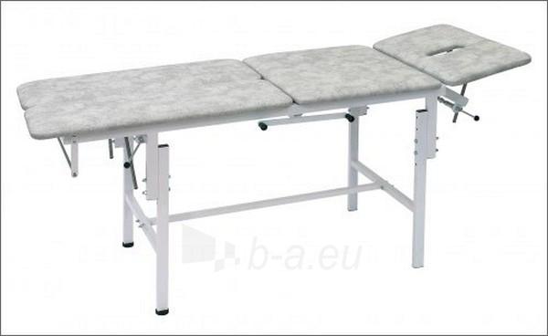 Masažo stalas 4-ių dalių Paveikslėlis 1 iš 1 250653000002