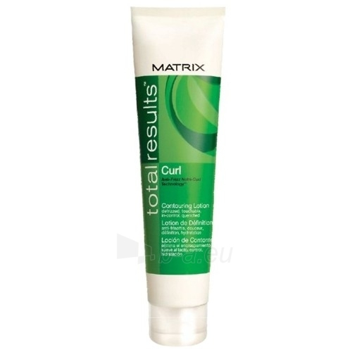 Matrix Total Results Curl Contouring Lotion Cosmetic 150ml Paveikslėlis 1 iš 1 250832400122