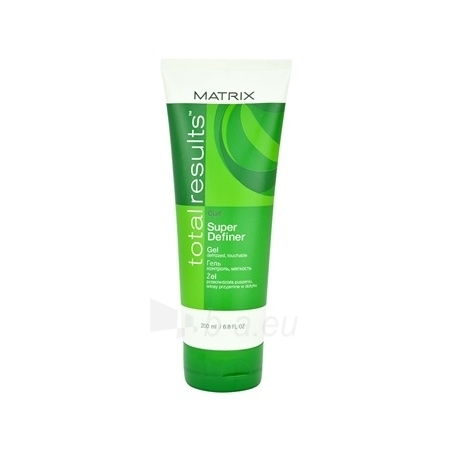 Matrix Total Results Curl Definer Gel Cosmetic 200ml Paveikslėlis 1 iš 1 250832500197