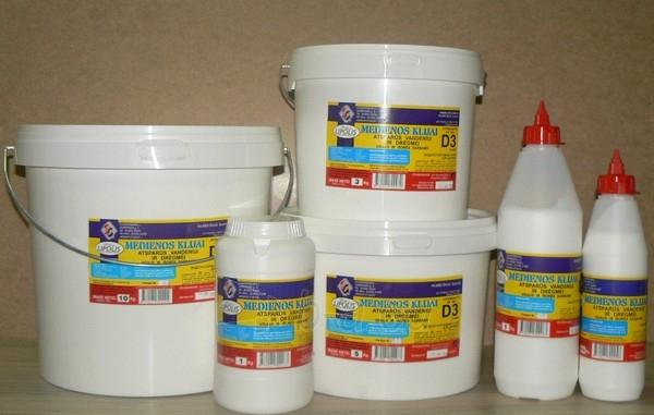 Medienos kiljai D3 500g Paveikslėlis 1 iš 1 236780500015