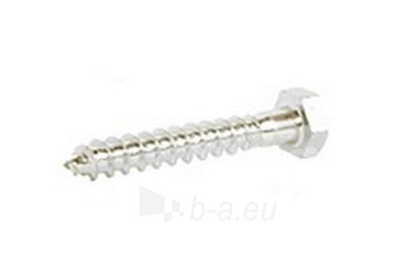 Wood screw DIN571 10x70 galvanized Paveikslėlis 1 iš 1 236020000120