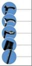 Metalinė lazdelė Derby Paveikslėlis 1 iš 1 250630100011
