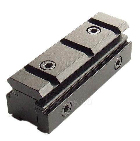 Metalinis adapteris iš 11mm į 20mm Paveikslėlis 1 iš 1 251570700006