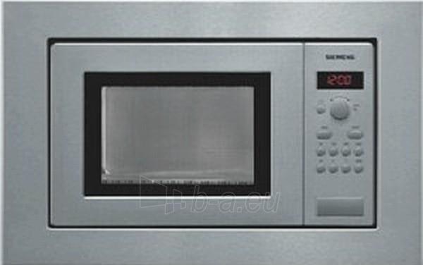 Mikrobangų krosnelė Siemens HF 15M561 Paveikslėlis 1 iš 1 250138000073