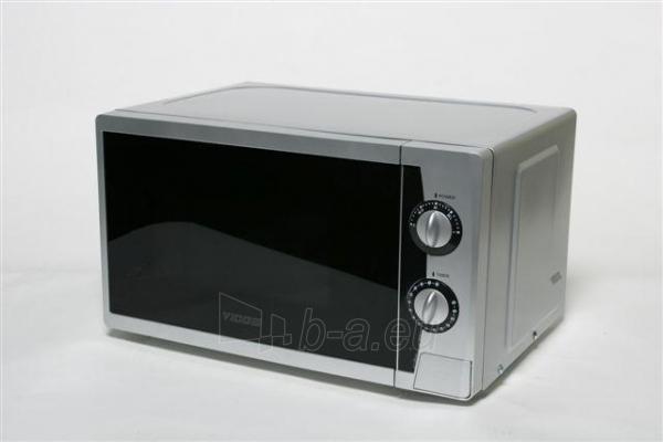 Mikrobangų krosnelė VIDO MM720CKA sidabrinė Paveikslėlis 1 iš 1 250119000259