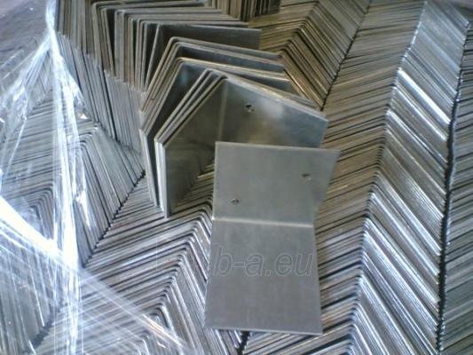 Montažinis kampas L 70x140x2,0 L-100 Paveikslėlis 2 iš 2 236249000018
