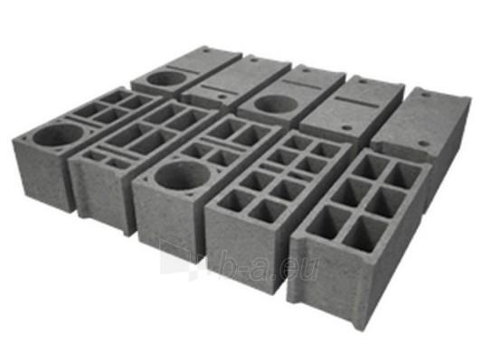 Mūro blokeliai HAUS S6 Paveikslėlis 1 iš 3 237626000006