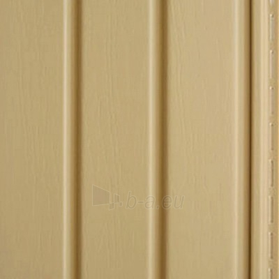 Nutekėjimo profilis fasado apdailai, smėlis Paveikslėlis 2 iš 2 237714000193
