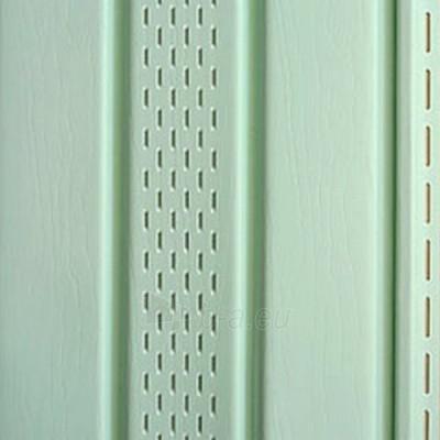 Nutekėjimo profilis fasado apdailai, žalsvas Paveikslėlis 2 iš 2 237714000194