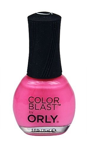 Orly Color Blast Nail Lively Light Pink Cosmetic 15ml Paveikslėlis 1 iš 1 250874000051