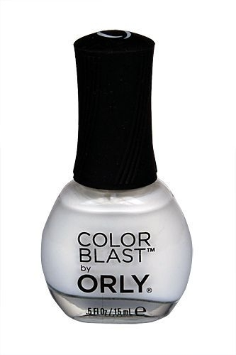Orly Color Blast Nail White Frost Cosmetic 15ml Paveikslėlis 1 iš 1 250874000063