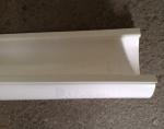 PLASTMO Latakas (Nr.11) 120 mm (baltas) Paveikslėlis 1 iš 1 237520100075