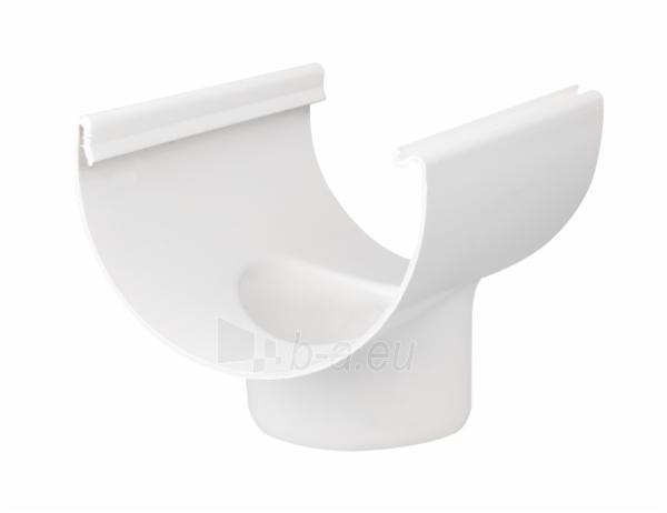 PLASTMO Latako nuolaja klijuojama (Nr.11) 120 mm (balta) Paveikslėlis 1 iš 2 237520400006