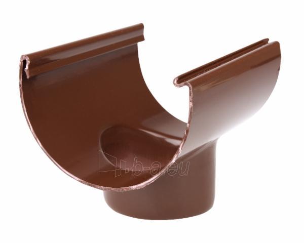 PLASTMO Latako nuolaja klijuojama (Nr.11) 120 mm (ruda) Paveikslėlis 1 iš 2 237520400010