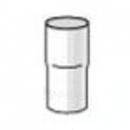 PLASTMO lietvamzdžio jungtis (Nr.10) 75 mm (grafitinė) Paveikslėlis 1 iš 1 237520800010