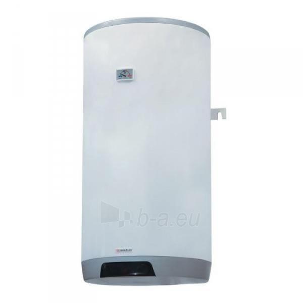 Pakabinamas vertikalus kombinuotas tūrinis vandens šildytuvas DRAŽICE OKC 125 Paveikslėlis 1 iš 1 271420000035