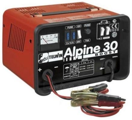Pakrovėjas Alpine 30 Paveikslėlis 1 iš 1 250333000007