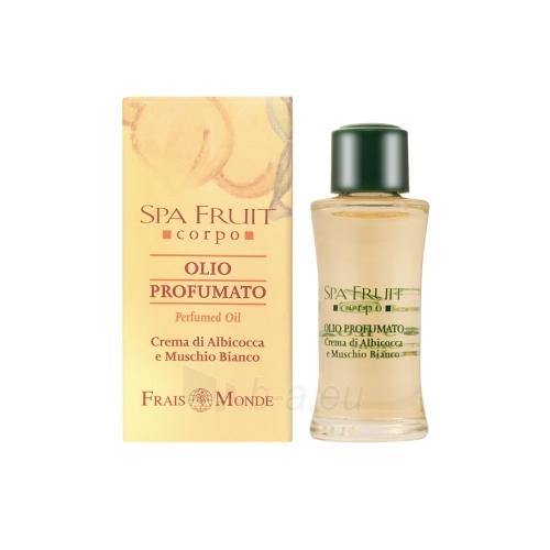 Parfumuotas aliejus Frais Monde Apricot cream and White musk SpaFruit Cosmetic 10ml Paveikslėlis 1 iš 1 250811009351
