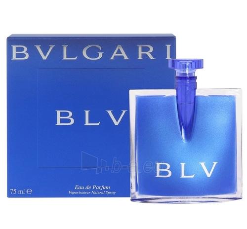 Parfumuotas vanduo Bvlgari BLV EDP 75ml (testeris) Paveikslėlis 1 iš 1 250811001194