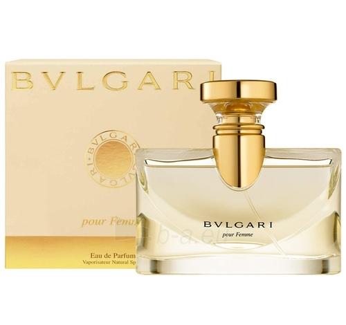 Parfumuotas vanduo Bvlgari Pour Femme EDP 30ml Paveikslėlis 1 iš 1 250811001197