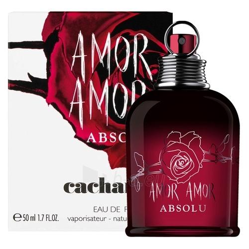 Parfimērijas ūdens Cacharel Amor Amor Absolu EDP 30ml Paveikslėlis 1 iš 1 250811001437